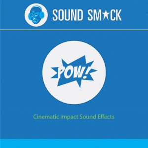 Cinematic Impacts Sound Effects CD