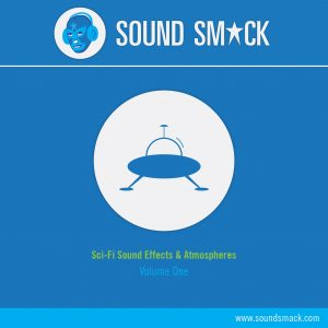 Soundsmack Sci-Fi Sound Effects and Atmospheres CD