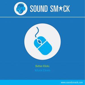 Vol. 11 Button Clicks Sound Effects CD