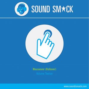 Vol. 12 Mouseover (Rollover) Sound Effects Library and CD