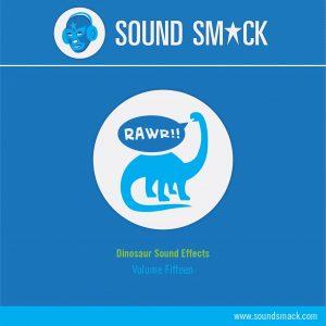 Vol. 15 Dinosaur Sound Effects