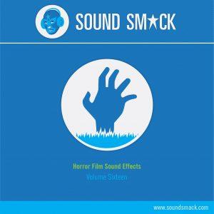 Vol. 16 Horror Film Sound Effects