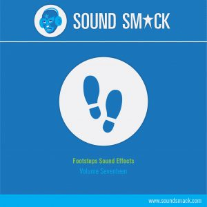 Footstep Sound Effects Library and CD