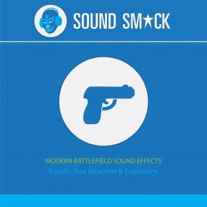 Modern Battlefield Sound Effects CD
