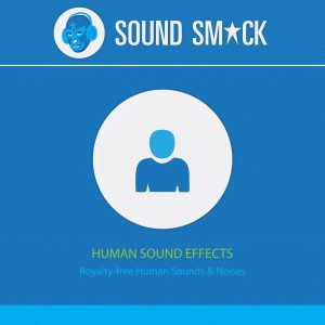 Human Sound Effects CD