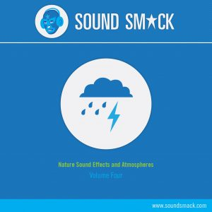 Vol. 4 Nature Sound Effects and Atmospheres CD