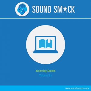Vol. 6 eLearning Sound Effects Library and CD