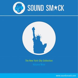Vol. 9 New York City Collection Sound Effects CD