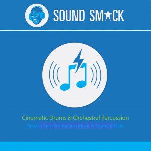 Cinematic Drums CD