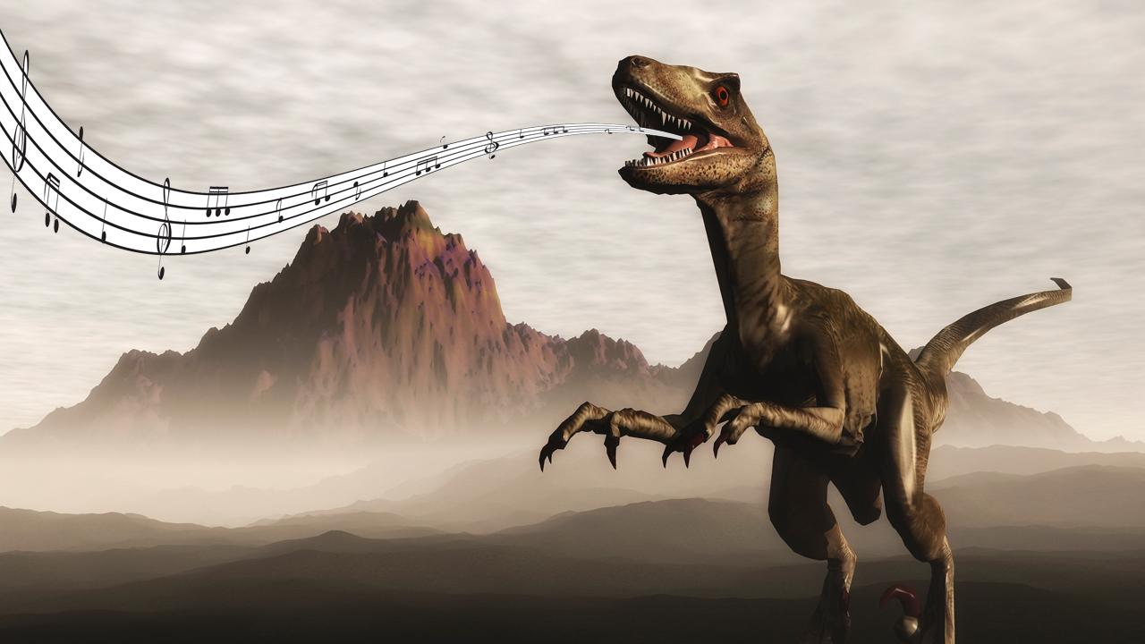 Dinosaur Sound Effects